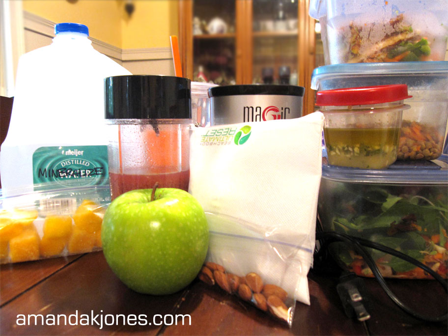 Beachbody Ultimate Reset Day 3