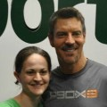 Tony Horton Invades Michigan (and makes me blush!)