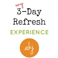 My First 3-Day Refresh Experience