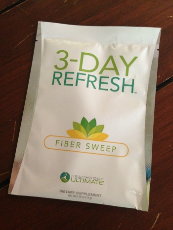 Fiber Sweep packet