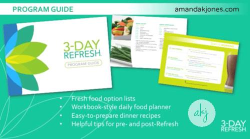 3-Day Refresh Program Guide
