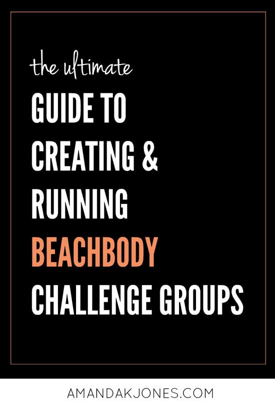 Ultimate Guide to Creating and Running Beachbody Challenge Groups