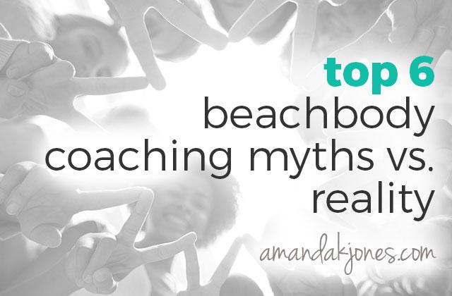 Beachbody Coaching Myths