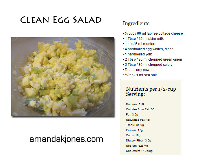 cleaneggsalad