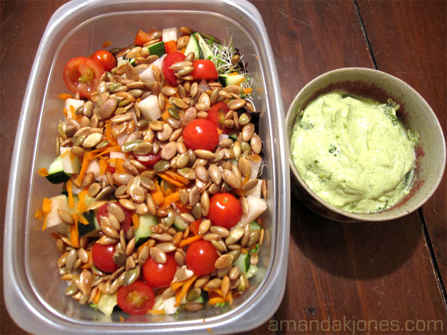 Beachbody Ultimate Reset Day 7 Lunch