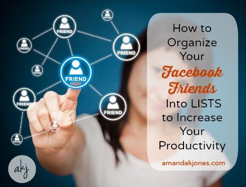 Facebook Friends Lists