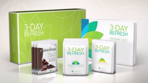 3-Day Refresh Complete Kit