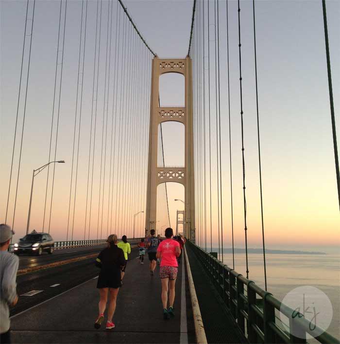 Mighty Mac Bridge Race Review