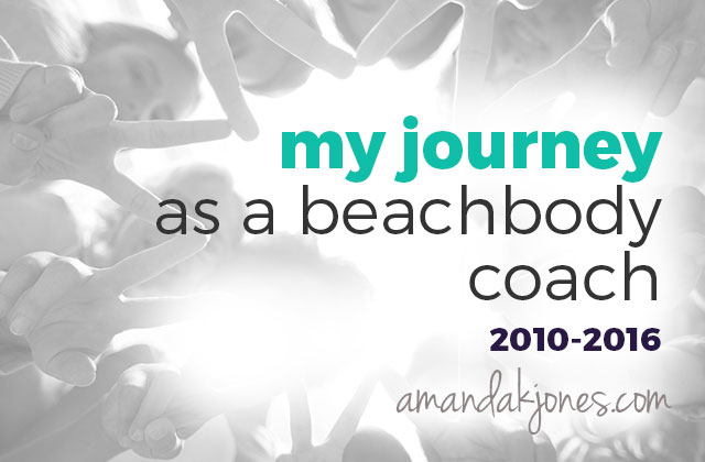 my journey as a Beachbody coach